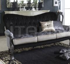 Трехместный диван CLARETTA with Swarovky 1878/W фабрика Morello Gianpaolo