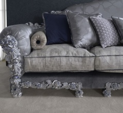Двухместный диван GARDENIA 2 2037/W фабрика Morello Gianpaolo