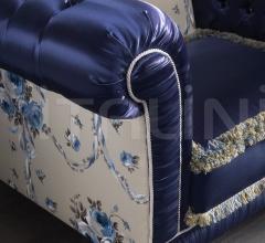 Кресло DOMINO 1852/W фабрика Morello Gianpaolo