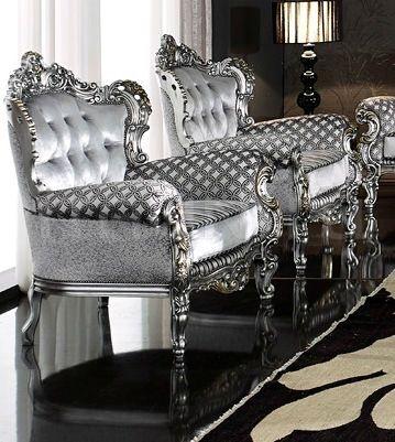 Кресло LOVELY 1773/W Morello Gianpaolo