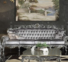 Четырехместный диван LOVELY 1770/W фабрика Morello Gianpaolo