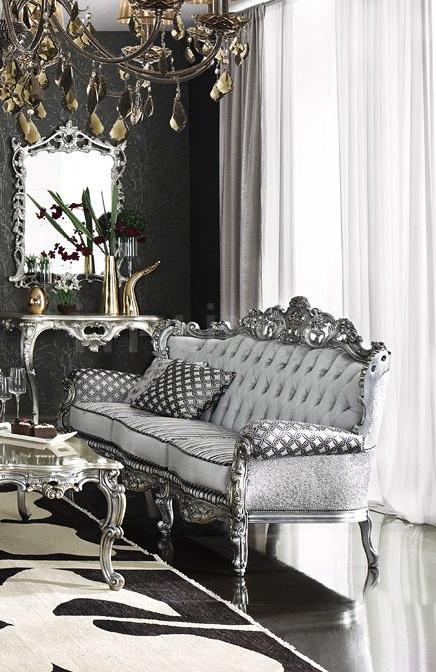 Трехместный диван LOVELY 1771/W Morello Gianpaolo