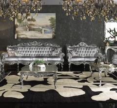 Двухместный диван LOVELY 1772/W фабрика Morello Gianpaolo