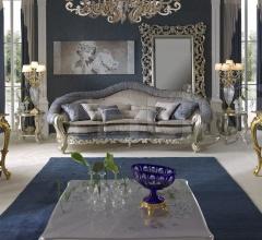 Трехместный диван LOVE 2036/W фабрика Morello Gianpaolo