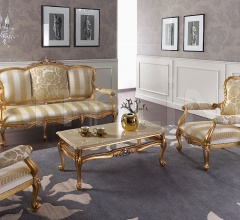 Трехместный диван NABUCCO 1403/W фабрика Morello Gianpaolo