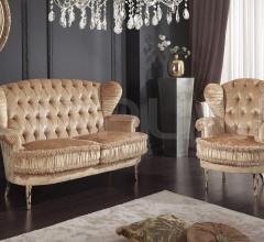 Кресло DAVIDE 1634/W фабрика Morello Gianpaolo