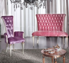 Двухместный диван 1429/W фабрика Morello Gianpaolo
