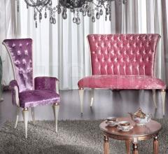 Двухместный диван TROPEZ 1429/W фабрика Morello Gianpaolo
