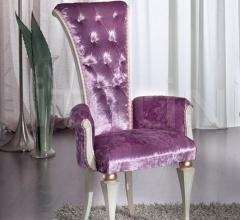 Кресло VEGAS 1430/W фабрика Morello Gianpaolo