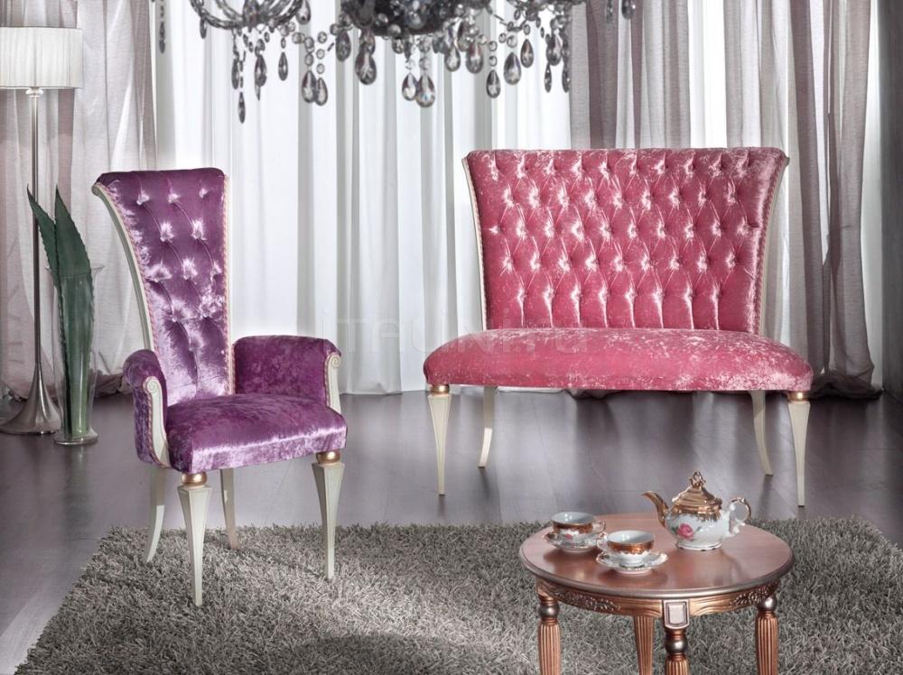 Кресло VEGAS 1430/W Morello Gianpaolo