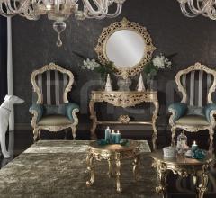 Настенное зеркало LEOPARDI 1762/W фабрика Morello Gianpaolo
