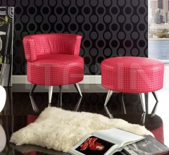 Кресло CHARLESTON 1348/W фабрика Morello Gianpaolo