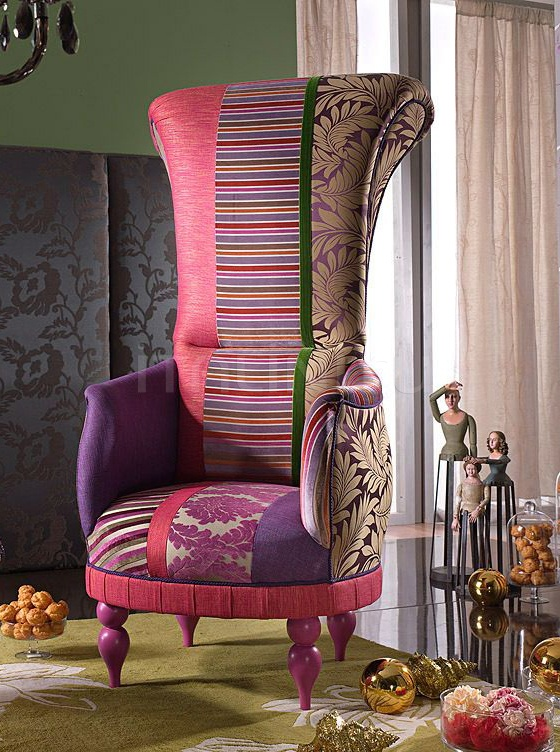 Кресло KANDY 1364/W Morello Gianpaolo