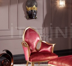 Кресло LINCE 1459/W фабрика Morello Gianpaolo