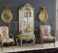 Стул с подлокотниками ORLEANS 1741/W фабрика Morello Gianpaolo