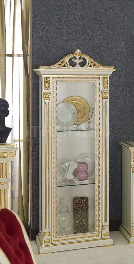 Витрина GLASS SHELVES DECO' right 2110//W Morello Gianpaolo