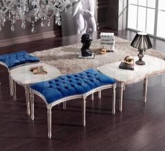 Кофейный столик BONNIE 1610/W фабрика Morello Gianpaolo