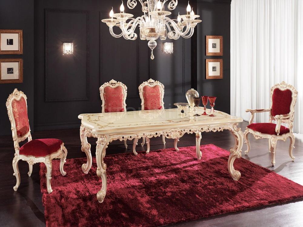 Стол обеденный PEONIA 1692/W Morello Gianpaolo