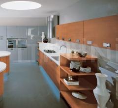 Кухня Domina Ciliegio фабрика Aster Cucine