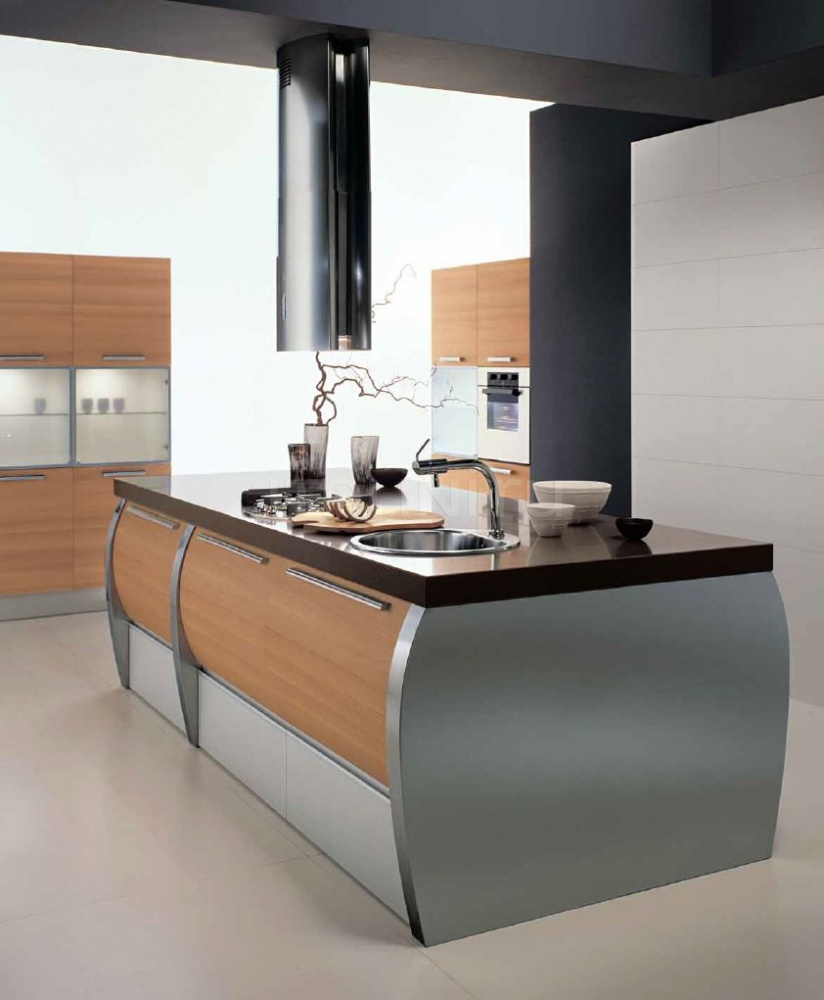 Кухня Trendy Space Wood Aster Cucine