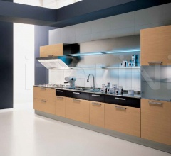 Кухня Trendy Space Wood фабрика Aster Cucine