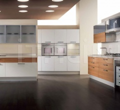 Кухня Trendy Space Colours фабрика Aster Cucine