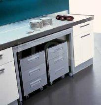 Кухня Trendy Space Colours фабрика Aster Cucine