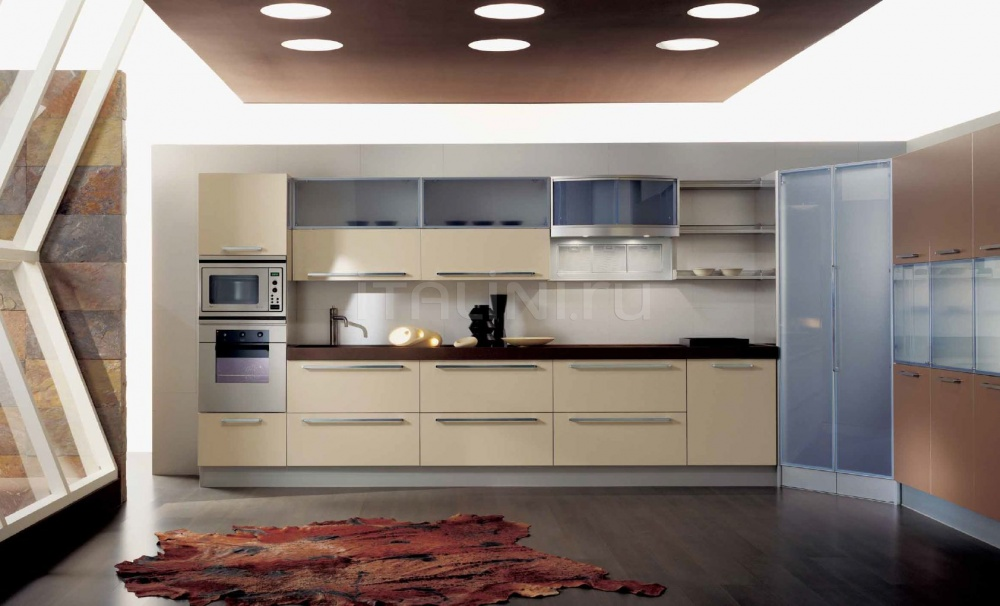 Кухня Trendy Space Colours Aster Cucine