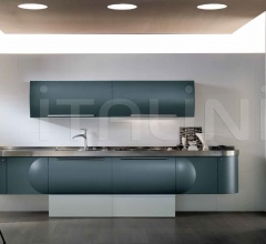 Кухня Trendy Space Space фабрика Aster Cucine