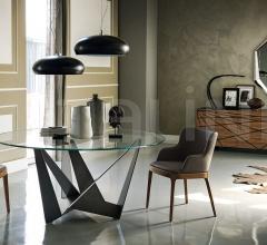 Круглый стол Skorpio Round фабрика Cattelan Italia