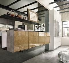 Кухня Timeline Anta Profilo фабрика Aster Cucine