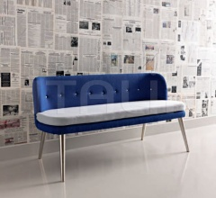 Двухместный диван 21203 фабрика Spini