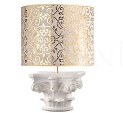 Настольная лампа LVR987TP O фабрика Cavio