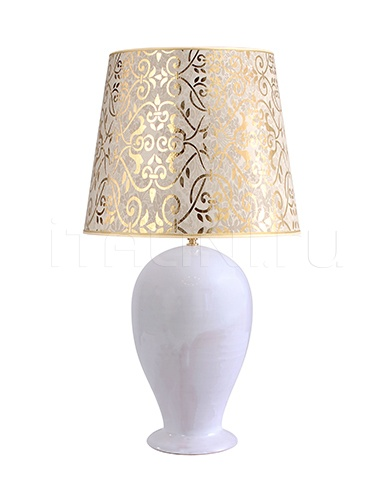 Настольная лампа LVR984CG O Cavio