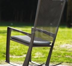 Кресло-качалка Cornelia фабрика Cattelan Italia