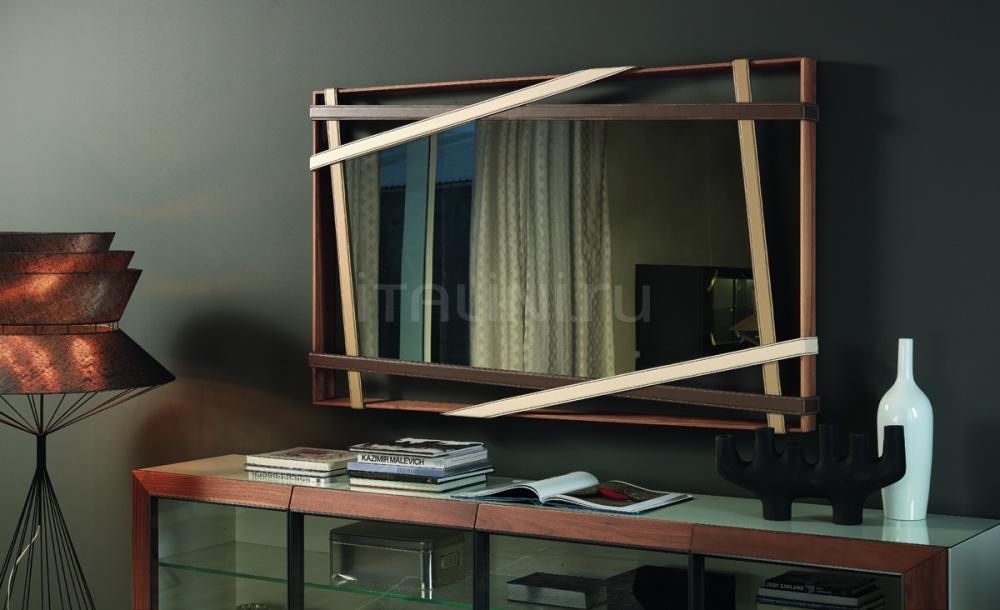 Настенное зеркало Rebus Cattelan Italia