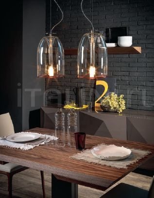 Подвесная лампа Medusa Cattelan Italia