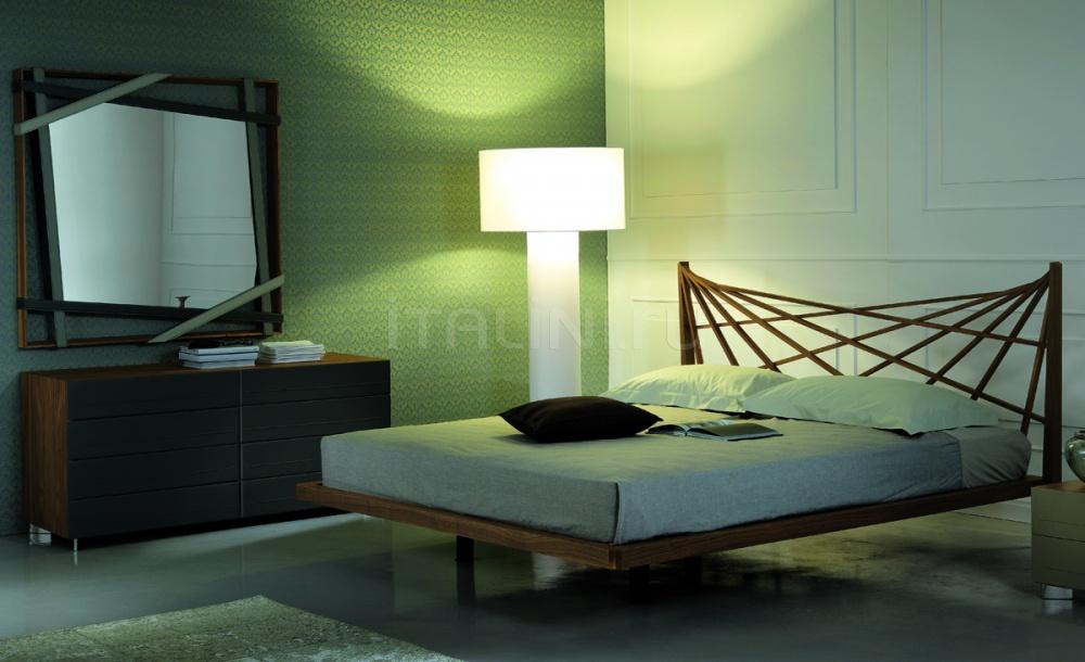 Кровать Morgan Cattelan Italia