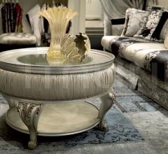 Кофейный столик Platinum Passepartout фабрика Bruno Zampa