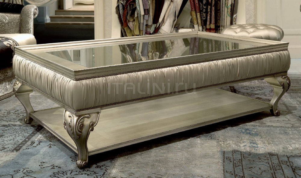 Журнальный столик Platinum Passepartout Bruno Zampa