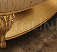 Овальный столик Passepartout фабрика Bruno Zampa