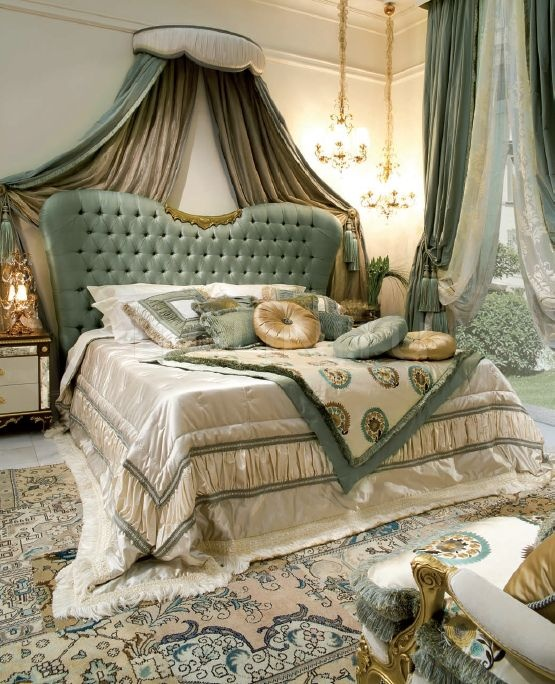 Кровать Romance Alexander Bruno Zampa