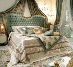 Кровать Romance Alexander фабрика Bruno Zampa