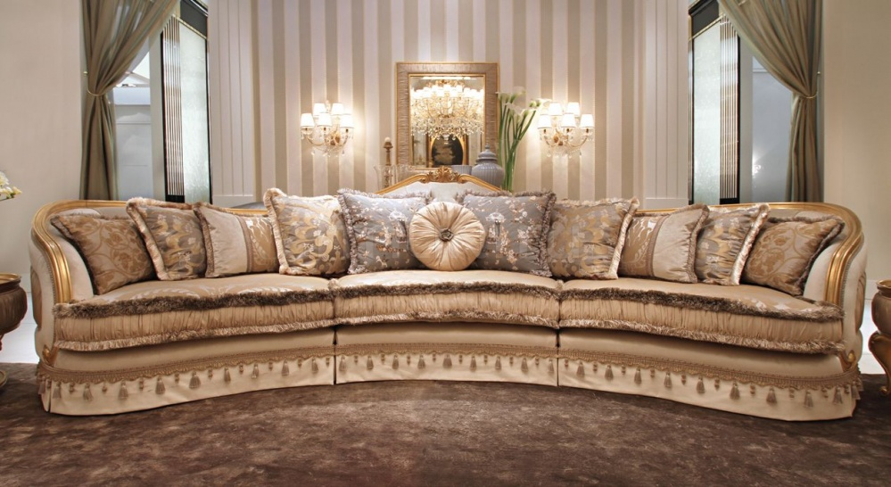 Модульный диван Wendy Dorian Bruno Zampa