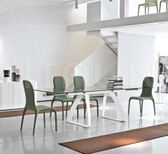 Раздвижной стол Brenta 8057 фабрика Tonin Casa
