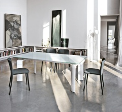 Раздвижной стол Bridge 8063 фабрика Tonin Casa