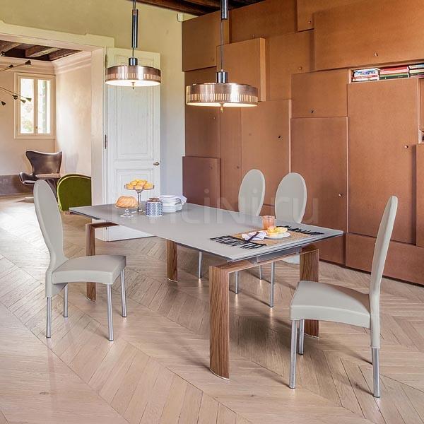 Раздвижной стол Cannaregio 8017 Tonin Casa