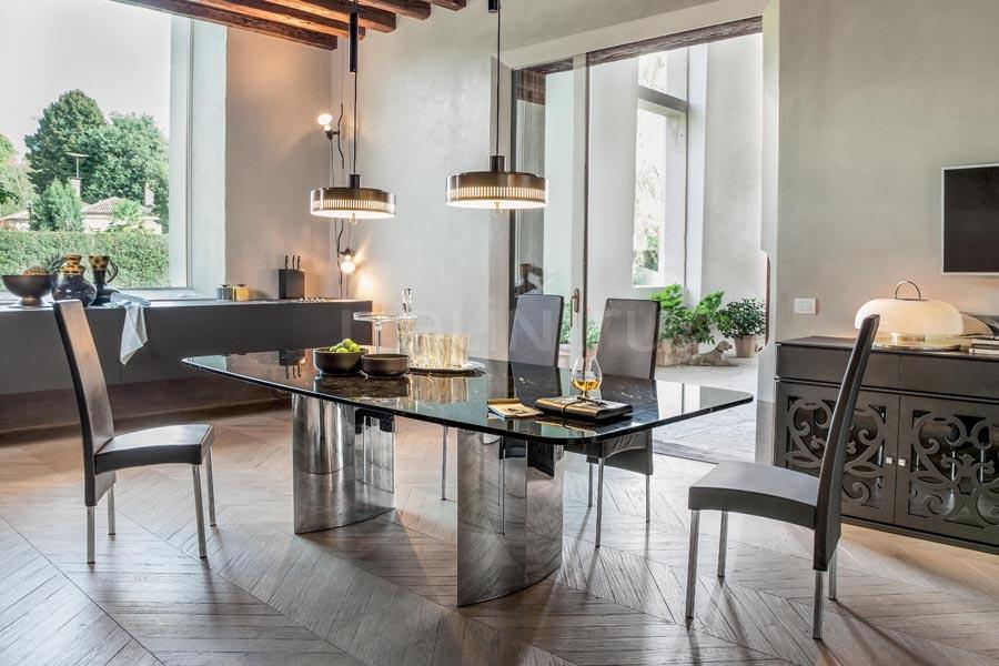 Фиксированный стол Manhattan 8051 Tonin Casa
