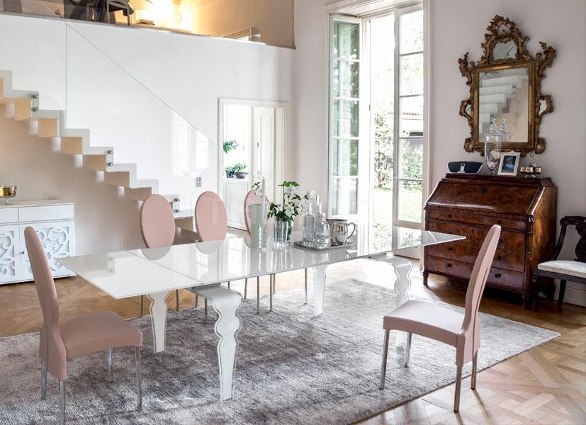Фиксированный стол Vendome 8005 Tonin Casa