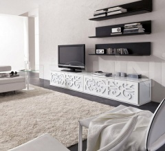 Тумба под TV Paris 8359D фабрика Tonin Casa